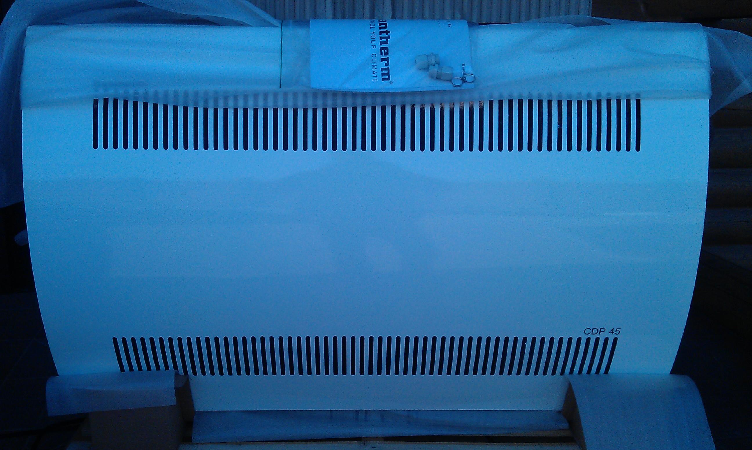 Осушители воздуха для бассейнов Dantherm