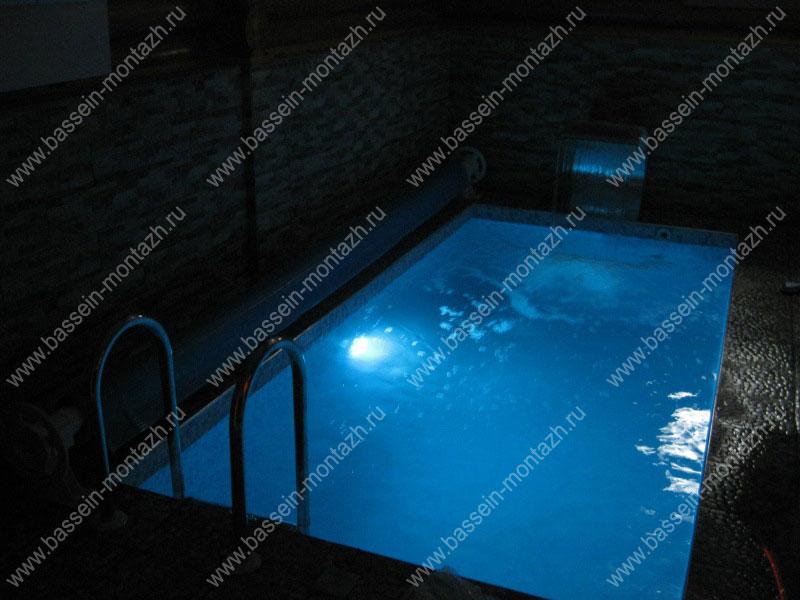 Светодиодные лампы для бассейнов